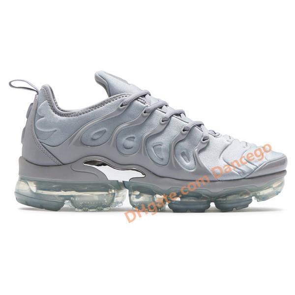 Cool grey metallic silver 40-45