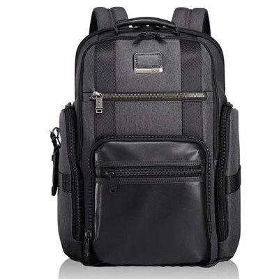 Nylon balístico tumi-232389 bolsa de lazer de negócios dos homens 15,6 polegadas bolsa de ombro de estudante de saco de computador ZDL 89