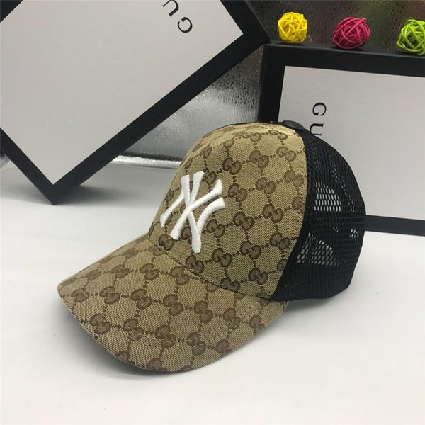 Fashionable Baseball Cap Dad Hat Men Women Snapback Caps bone Embroidery Hats