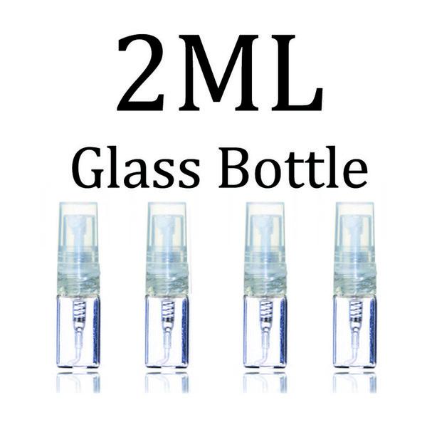 2ml GLASS bottle Cap T