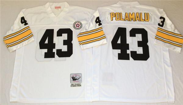 # 43 Troy Polamalu