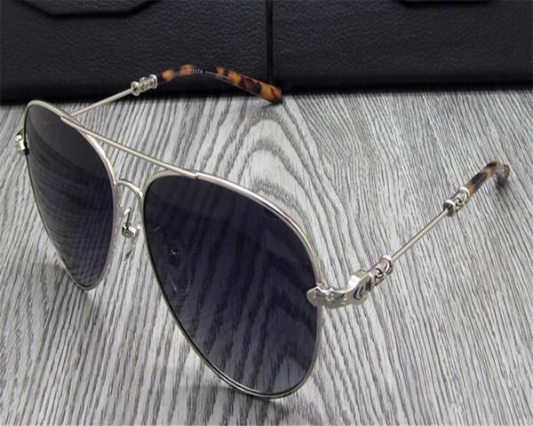 DOWER ME rétro marque Design alliage complet jante unisexe or argent lunettes polarisées conducteur lunettes de soleil UV400 lunettes pour femmes hommes