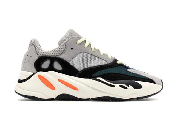 Wave Runner Solid Grey