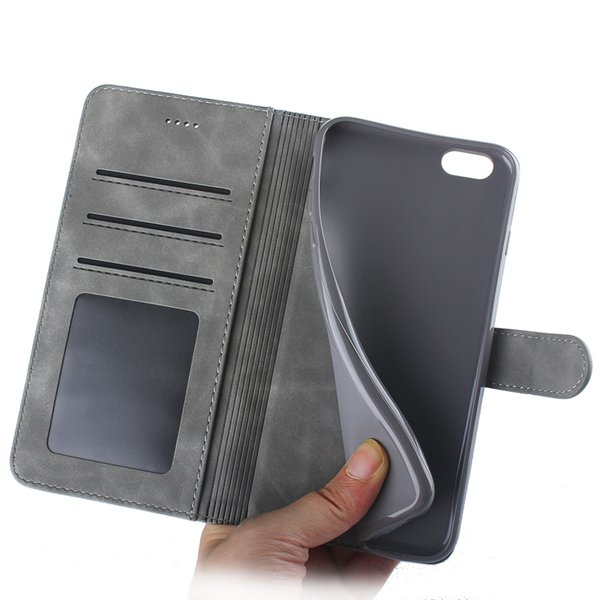 Luxury Flip Wallet Leather Case For iphone x xr xs max 6 7 8 plus Card Slot Holder Stand Cover shell for samsung s10 s10e s8 s9 plus note8 9