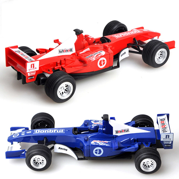 Cheap Diecasts & Toy Vehicles Classic toys alloy Pull back F1 Formula car model toys Boy toy Xmas gift Brinquedos vehicle Sports