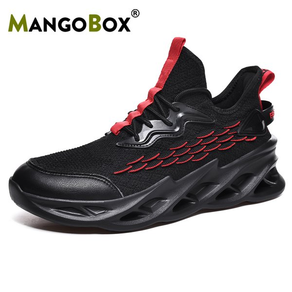 Super Cool Men Sneakers Mesh Breathable Running Shoes for Men Weight Light Sport Shoes Comfortable Walking Jogging Shoe Mens