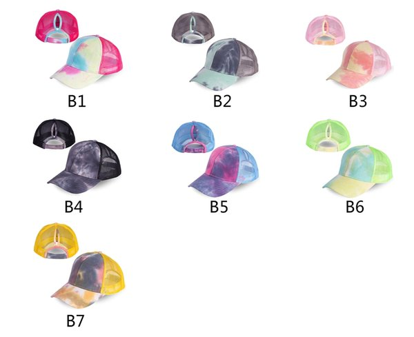 7colors, B1-B7, osservazione dei pls esso