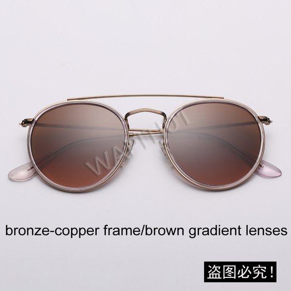 9069A5 bronz kahverengi gradyan