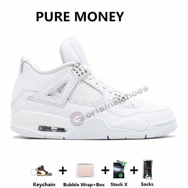 4s-Pure argent