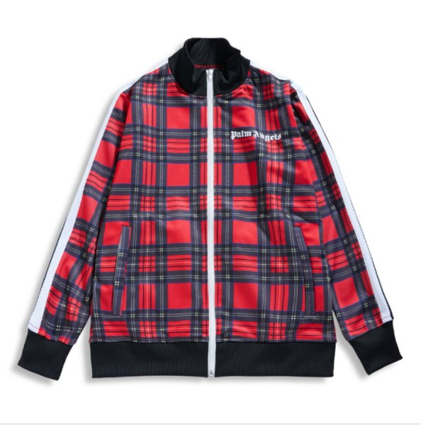 Casual Plaid Jacket Mens Designer Jackets Coat Fashion Good Quality Tops Men Clothes Trendy Men Sweathshirts for Street Brand Clothing 06