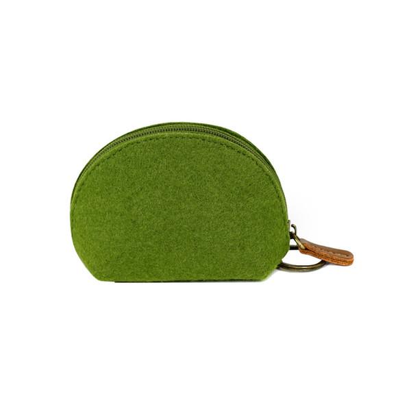 coin purse green