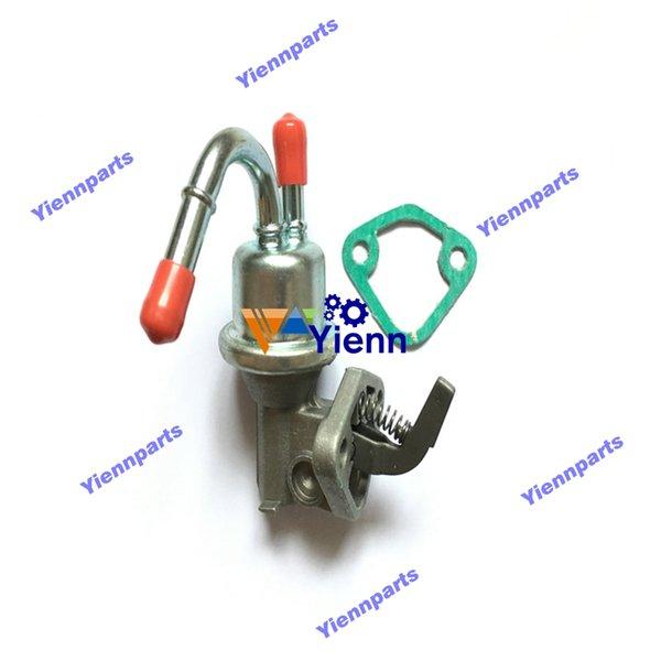 Топливный насос V3800 Для экскаватора-погрузчика Kubota и запасных частей для дизельного двигателя KUBOTA M1004 Tractor V3800-DI-TI