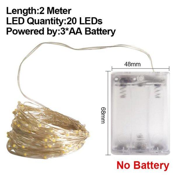 2M 2A No Batería