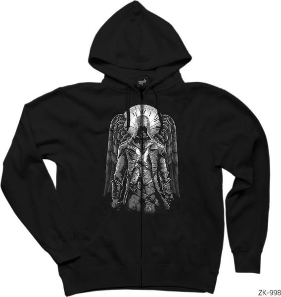 Zepplin Kanat Giyim Assassins Creed Sıkıştırılmış Kapşonlu Sweatshirt Gemi Türkiye'den HB-004103416