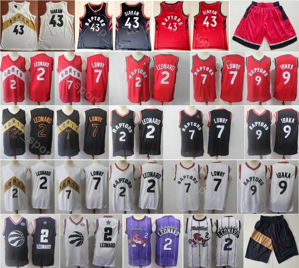 100% authentic f9bcb 2bbf7 2019 Basketball Men Sale Pascal Siakam Jersey 43 Kawhi Leonard 2 City  Earned Edition Kyle Lowry 7 Serge Ibaka 9 Red White Black From  Top_sport_mall, ...