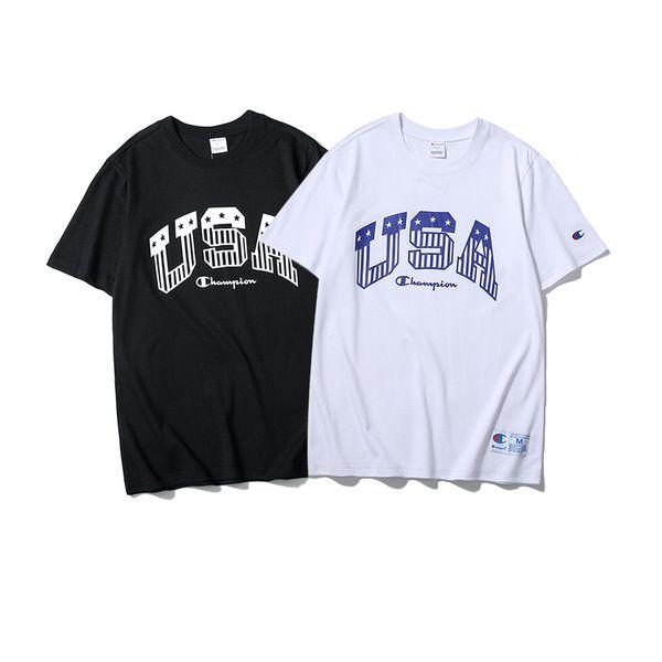 Mens T-shirt Neue Ankunft Männer Marke T Shirts Mode Männer Sommer Sport Outdoor Tees Casual Mens Tees Prited Mens Kleidung