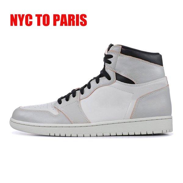 NYC TO PARIS