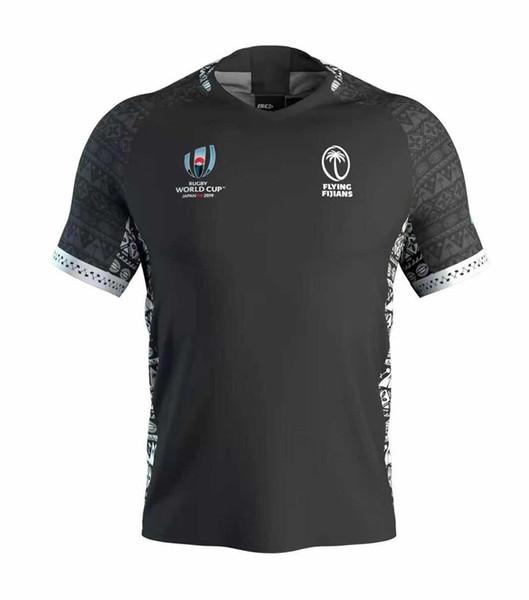 2019 Japan RWC Ireland Scottland Rugby Jerseys South Africa NZ Australia Samoa Walrs Rugby Fiji Jerseys T shirts