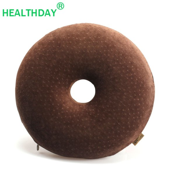 1 Piece Coccyx Pillow Memory Foam Anti-decubitus Pillow for Office Car Prostate Hollow Design Pregnant Women Hip Pad Cushion
