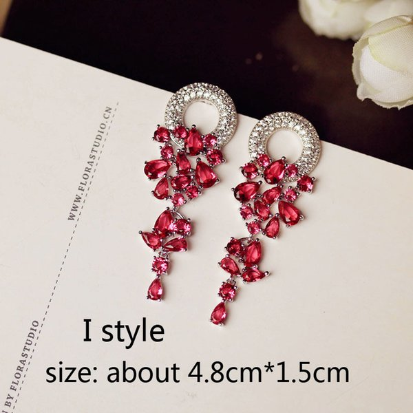 I style-Hot Pink
