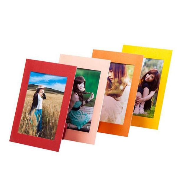 DIY Kağıt Fotoğraf Çerçeveleri 5
