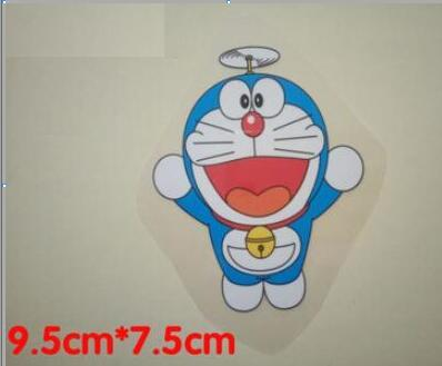 cat cartoon PVC Patch deal with it Clothes Heat Transfer Printing Diamond T shirt girl iron on patches for clothing women Stickers