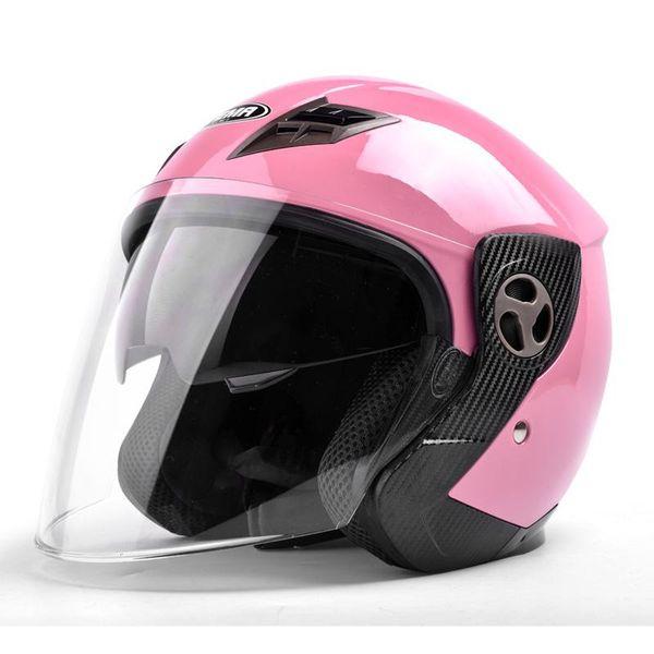 New Arrival YEMA-622 Motorcycle Electric Bicycle Helmet Adult motocross Off Road Helmet with Double Lenses Motorbike Helmet