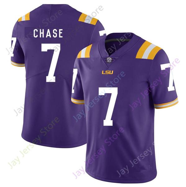 7 Ja # 039; marr Chase pourpre