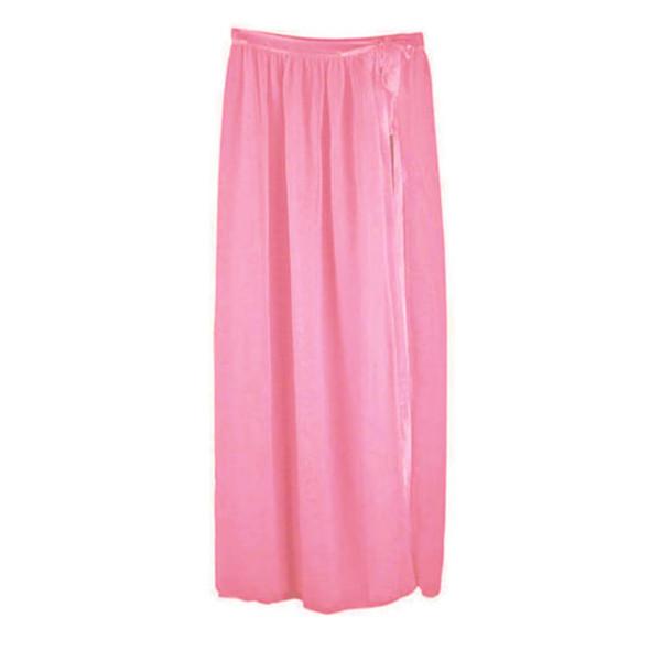 Women Chiffon Bikini Cover Up Swimwear Beach Maxi Wrap Long Skirt