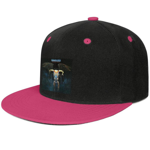 The eagles one of these nights Design Hip-Hop Caps Snapback Flatbrim Trucker Hat Beach Holiday Adjustable
