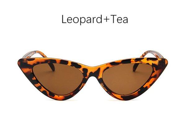 Leopard Чай