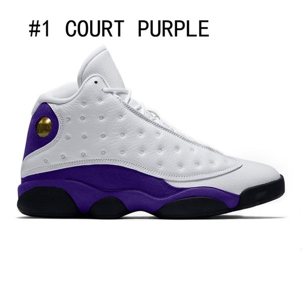 1 court violet