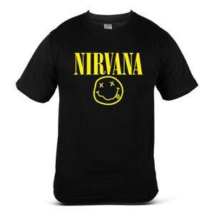 Hip hop Hip hop Face Grunge Kurt Cobain MTV UNPLUGGED Streetwear Top Men T-shirt