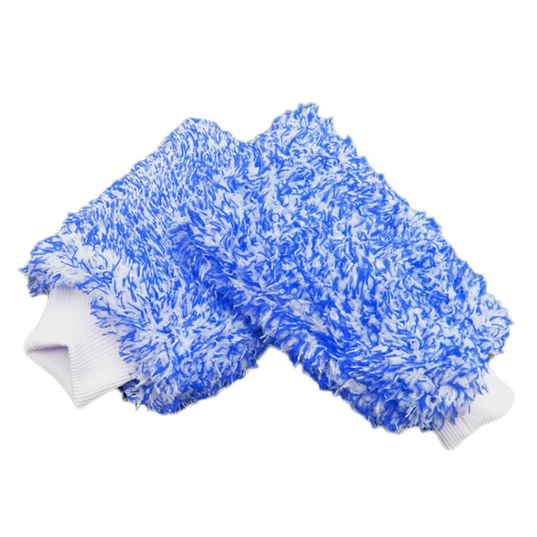 Car wash Window Clean Washing Cleaning Fingers Gloves Garden Kitchen Dish Car Glass Cleaning for Accessories