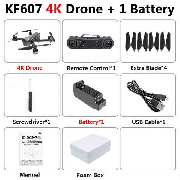 Kf607 4k 1B رغوة