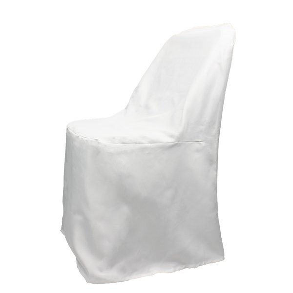 Admirable Universal White Folding Chair Slipcovers Chair Covers For Wedding Party Banquet Decoration Recliner Chair Covers Wingback Chair Covers From Herbertw Pdpeps Interior Chair Design Pdpepsorg