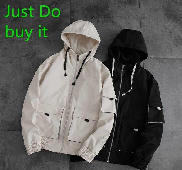 Basta fazer comprá-lo Designer Mens Casacos Primavera Outono Esporte Marca Jacket para Man Hot Tendência Altamente qualidade