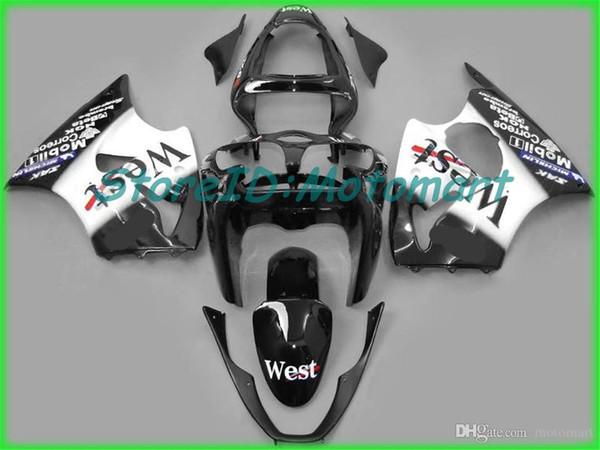 Carenado kit para Kawasaki ZX6R 00 01 02 ZX6R 2000-2002 636 ZX 6R 2000 2001 2002 Set de carenados ZX6R108