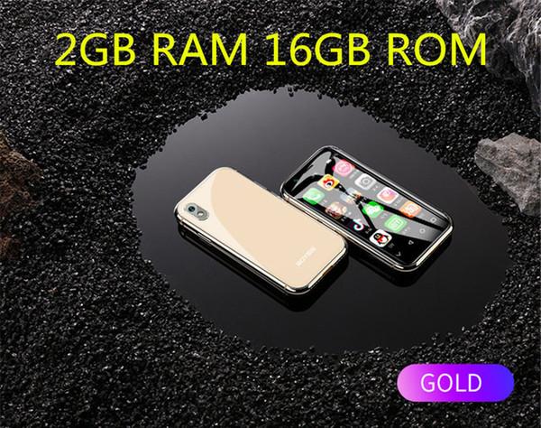 2GB + 16GB Altın
