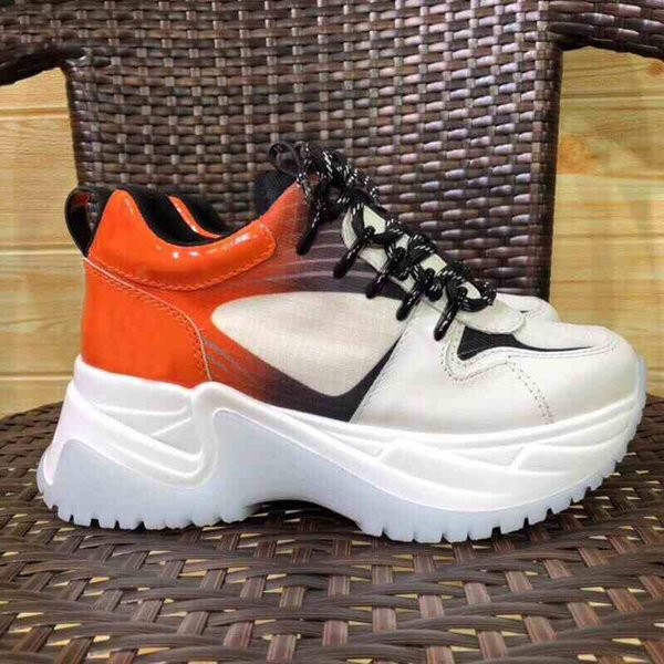 Run Away Pulse Sneaker Designer Chaussures Hommes Femmes Rétro Bas Haut À Lacets Sneaker Chaussures De Luxe De Mode nouvelle impulsion chaussures Avec Boîte
