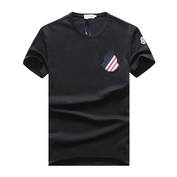 2019 yaz yeni erkek kısa kollu t gömlek 1952001