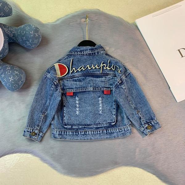 2019 Новое высокое качество осенне-зимний детский jacket190915 # 000018