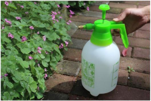 1L Hand pump garden sprayer/ Manual sprayer1L/ trigger sprayer for gardening/handheld sprayer 1L /1L hand holding sprayer/mist jet sprayer