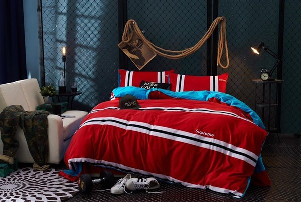 Hot Brand Classic Style Bedding Set Winter Warm Bedding Set New Solid Cover  Flannel Fleec Home Pillowcases Home Textiles 55 Bedroom Comforter Sets ...
