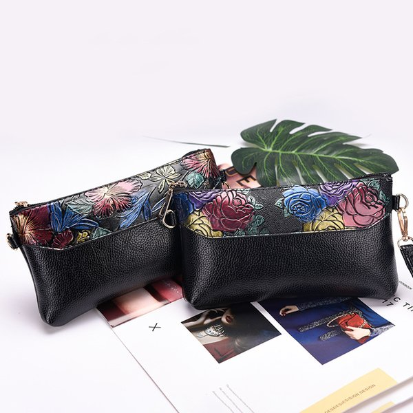 Fashion One-shoulder Bag with Slant Patterns Simple Pocket Bag with Small Pocket Purse Top High Quality Womens Bag Wholesale B101865Y