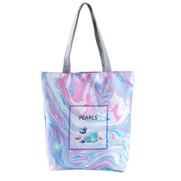 Xiniu Women's Creative Colorful Printed Women's Bags Magic Color Towel Bag Famous Borsa a tracolla da donna Dropshipping#30