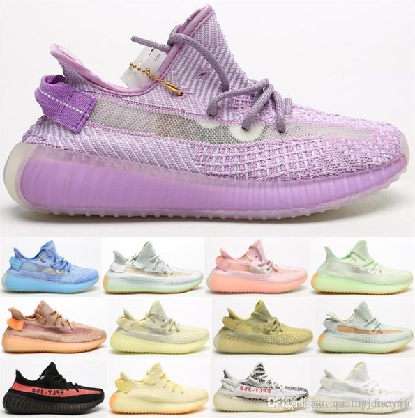380 V2 Kanye Designer Shoes Sneakers men women boots Runing Shoes Kanye Luxury Sports zapatos size 36-45 CY