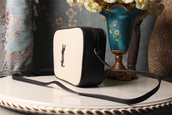 2019 Marca de moda Bolsos de cuero acolchado Bolsa de la cámara de las mujeres Shouder Bag Mujer Bolsos Monederos Bolsos de alta calidad Def-10