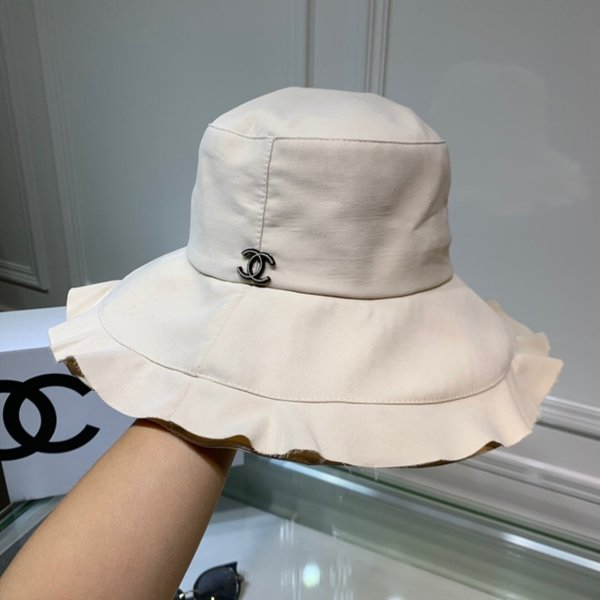 d9c513b51cc 2019 Cha 2019 New Ruffled Sun Hat