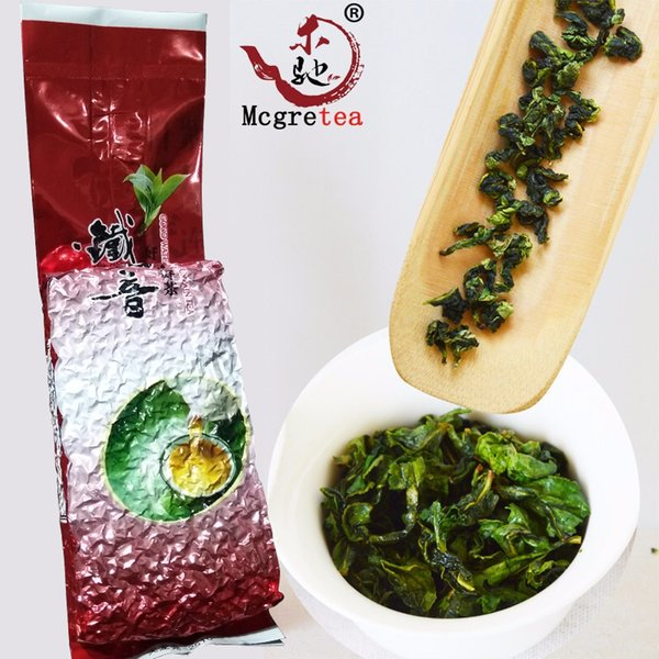 best selling 2020 new 250g Top grade Chinese Oolong tea , TieGuanYin tea new organic natural health care products gift Tie Guan Yin tea